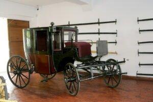 Powozownia W Muzeum Pałacu W Rogalinie (fot. Archiwum Muzeum Pałacu W Rogalinie)