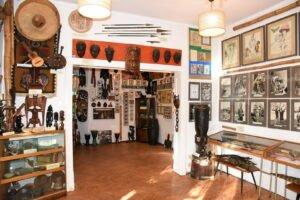 Ekspozycja W Muzeum Arkadego Fiedlera W Puszczykowie (fot. Marek Fiedler)
