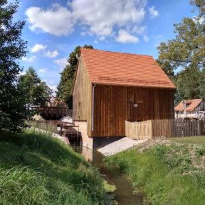 2 Ośrodek Edukacji Leśnej Łysy Młyn (fot. Piotr Basiński)
