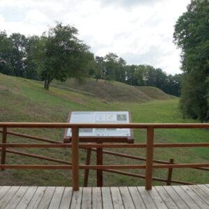 Widok Na Szwedzkie Góry Z Platformy Obserwacyjnej (fot. Beata Gerlof)