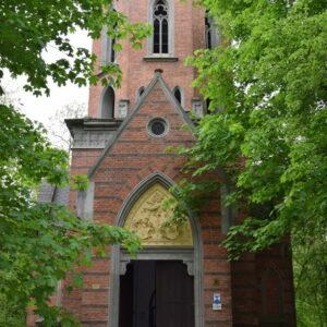 Punkt Widokowy - Mauzoleum Bierbaumów (fot. Andrzej Purcel)