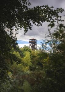 Wieża Widokowa W Mosinie (fot. Kamil Wojtko)