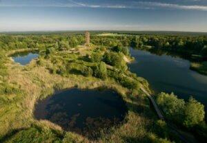 Wieża Widokowa W Mosinie (fot. Piotr Łysakowski)