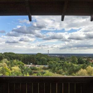 Widok Z Wieży Widokowej W Mosinie (fot. Kamil Wojtko)