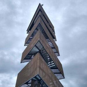 Wieża Widokowa Na Szachtach W Poznaniu (fot. Wojciech Mania)