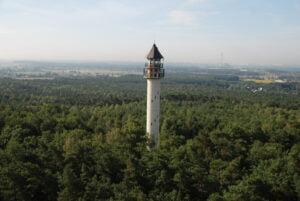 Wieża Widokowa Na Dziewiczej Górze (fot. Archiwum PLOT)