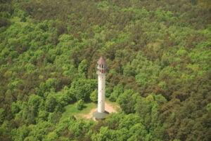 Wieża Widokowa Na Dziewiczej Górze (fot. Krzysztof Moroz)