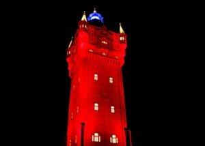 Wieża Ciśnień W Śremie (fot. Archiwum Urzędu Miejskiego W Śremie)