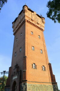 Wieża Ciśnień W Śremie (fot. Jakub Pindych)