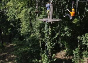 Cascader Park W Kobylnicy (fot. Archiwum Cascader Parku W Kobylnicy)