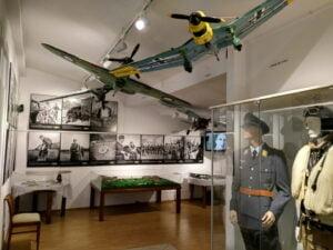 Wystawa O Dywizjonie 303 W Muzeum Arkadego Fiedlera W Puszczykowie (fot. Piotr Basiński)