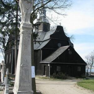 Kościół św. Krzyża W Buku
