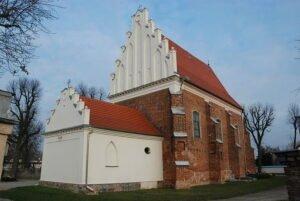 Kościół św. Wawrzyńca W Niepruszewie