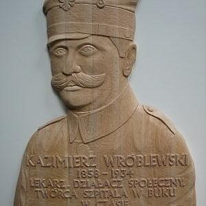 Płaskorzeźby Powstańców Wielkopolskich