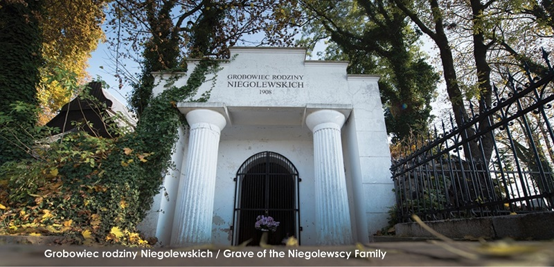 Grobowiec Niegolewskich