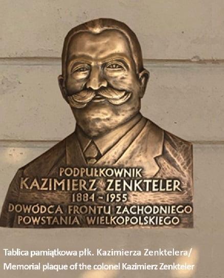Rynek: Kazimierz Zenkteler
